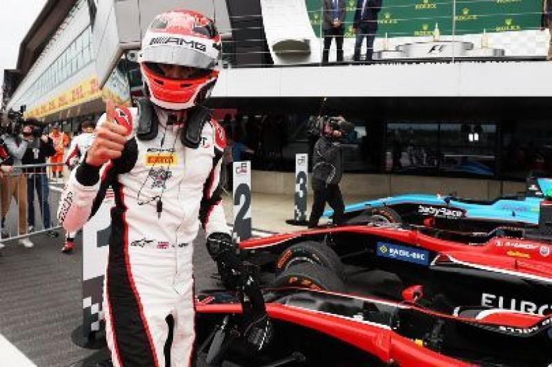 Brytyjski lider GP3
