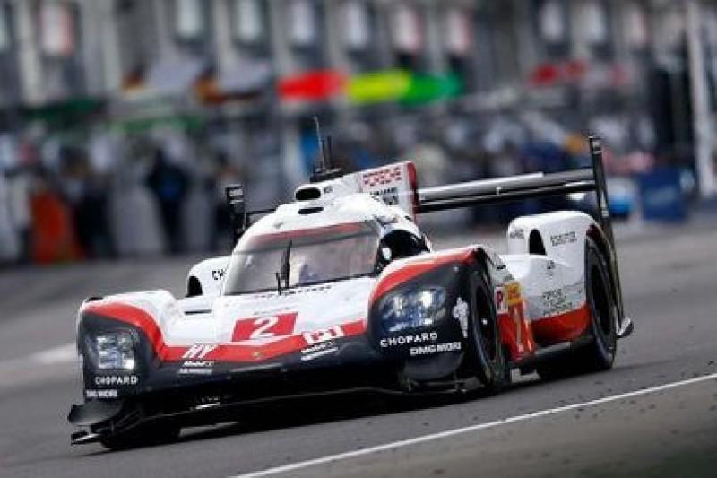 Porsche trzeci raz z rzędu