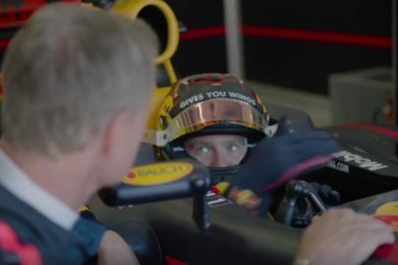 Ogier testuje F1
