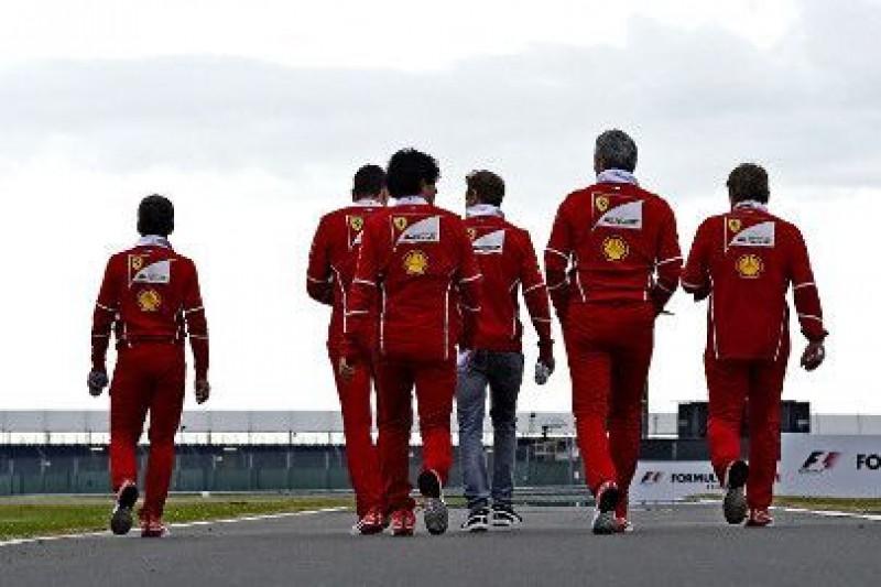 Marchionne wzywa Ferrari do reakcji