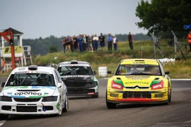 Litewskie starcie w Oponeo mistrzostwach Polski rallycross