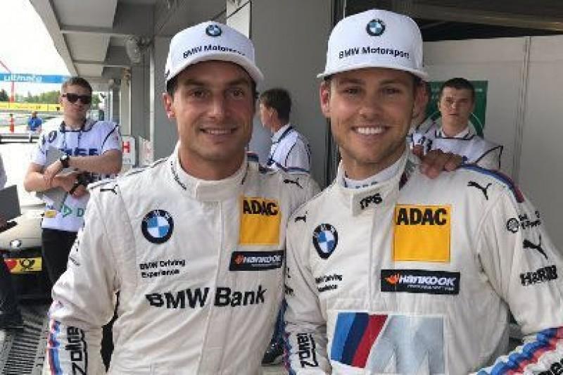 Trzecie pole position Blomqvista