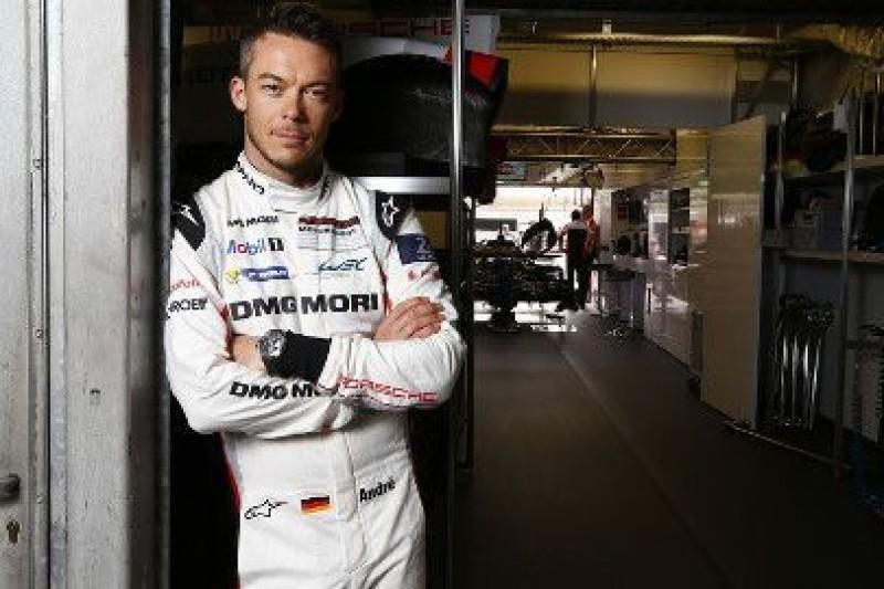 Lotterer ponownie za kierownicą Audi