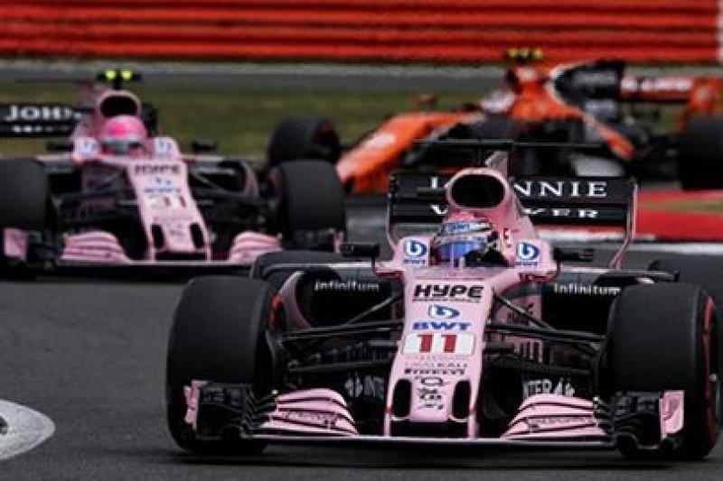 Force India chce walczyć z Red Bullem