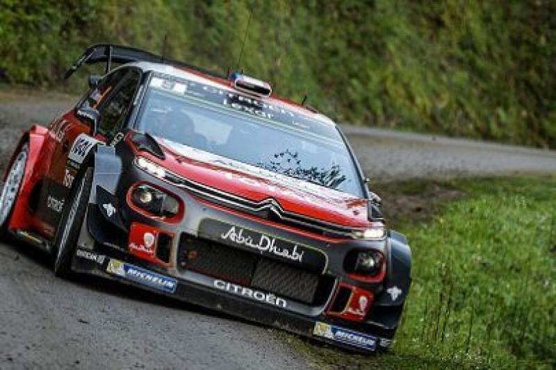 Loeb sprawdzi C3 WRC