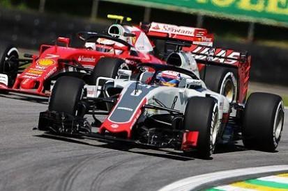 Grosjean: Wprowadzenie halo było smutnym dniem dla F1