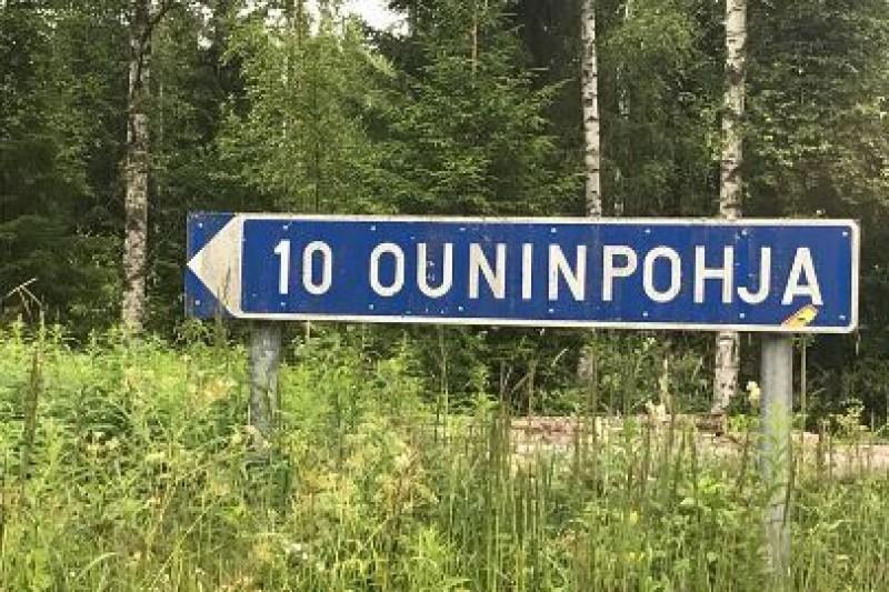 Problemy Ostberga i Suninena na Ouninpohji