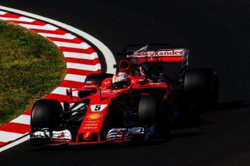 Sensacyjne okrążenie Vettela