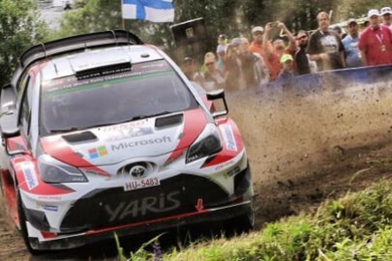 Piętnasty Fin w historii WRC