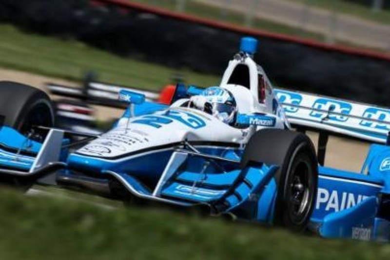 Newgarden liderem IndyCar