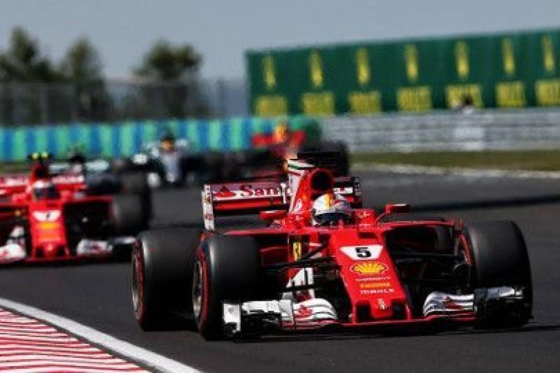 Ferrari poinformuje na Monzy