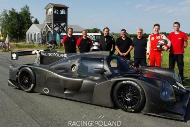 Pierwsze treningi w LMP3