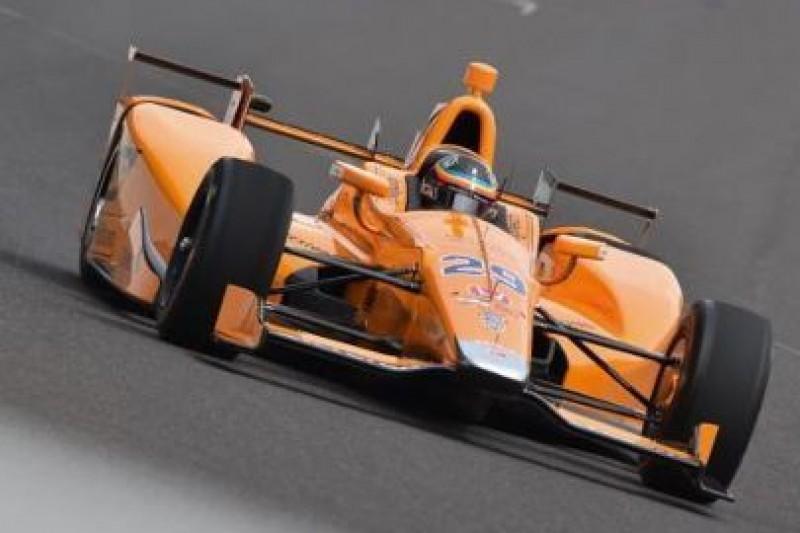 McLaren łączony z Indycar