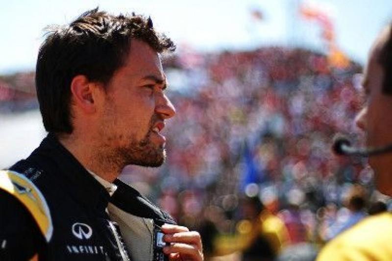 Renault nie wyklucza Palmera