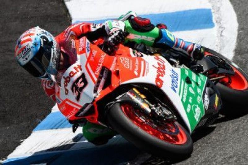 Melandri zostaje w Ducati