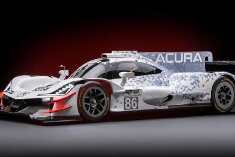 Acura przedstawiła ARX-05 DPi