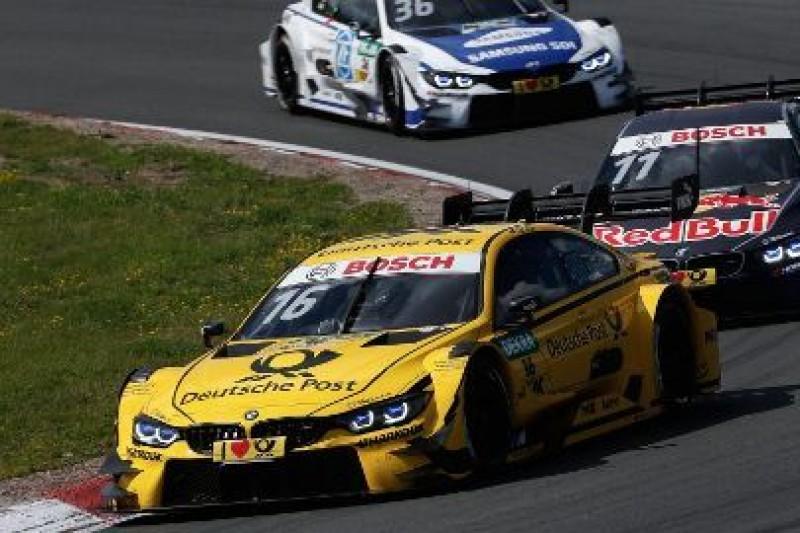 Całe podium dla BMW