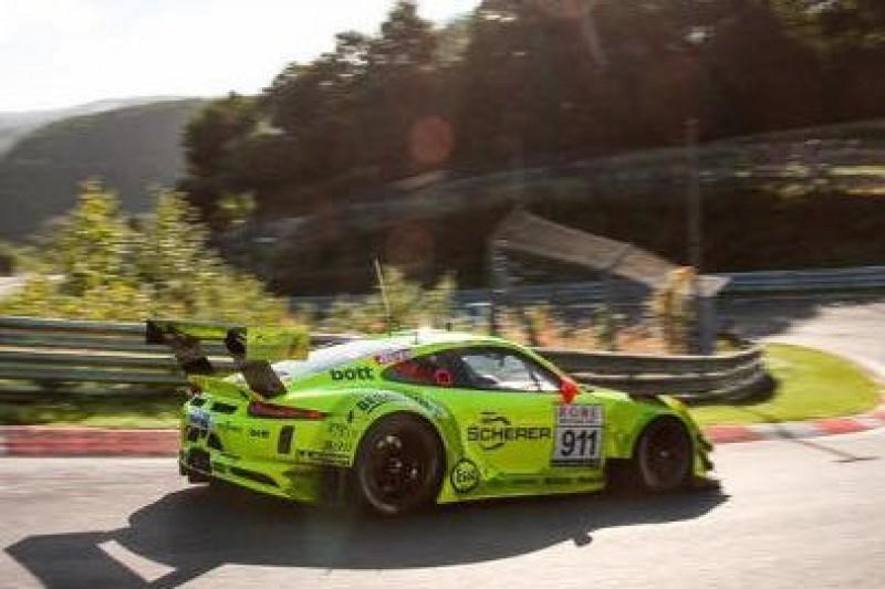 Trzynasty raz Porsche