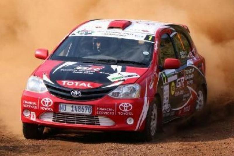 Dublet Toyoty w Gauteng