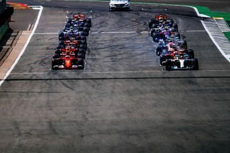 Gobmeier: F1 jest na niebezpiecznej drodze