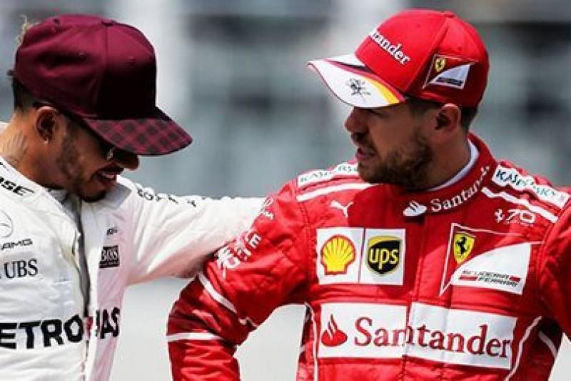 Hamilton nie spodziewa się Vettela w Mercedesie