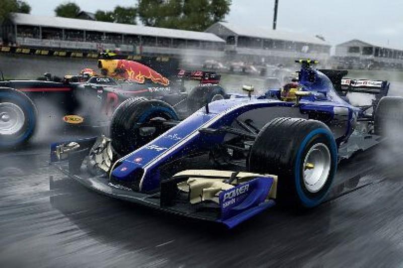 F1 2017, czyli born to be wild