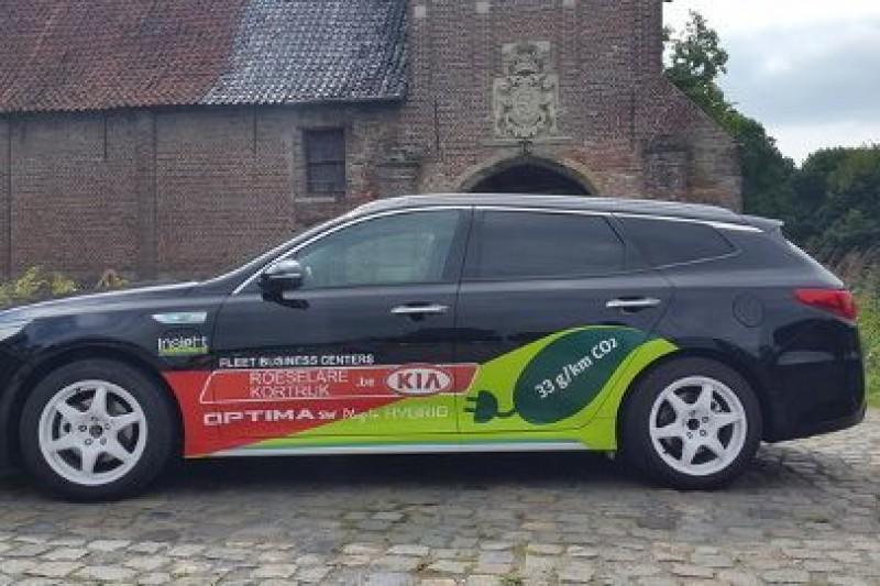 Mistrzostwa Belgii z E-Rally