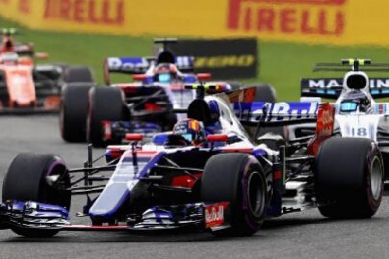 Toro Rosso za wolno rozwija się