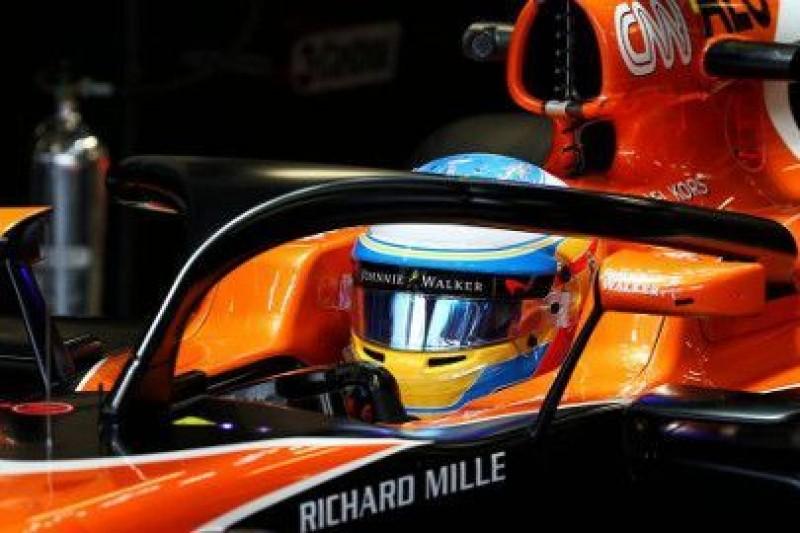 Kara dla Alonso