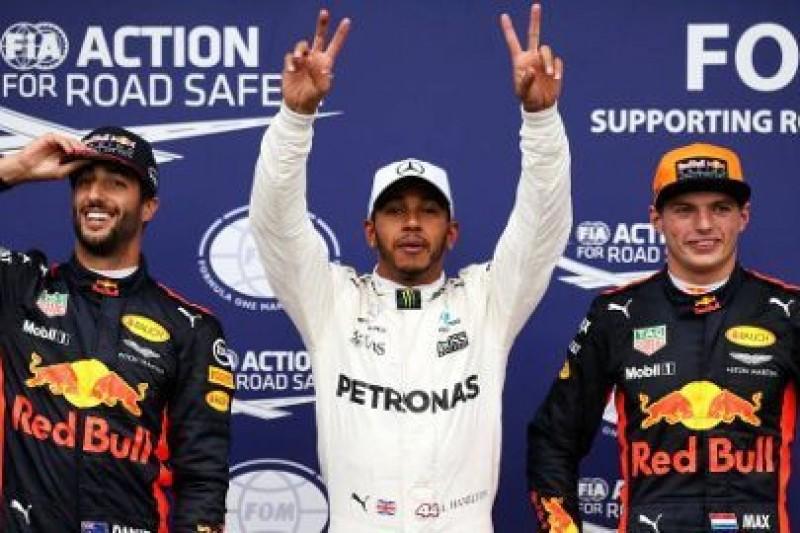 Rekord wszech czasów Hamiltona