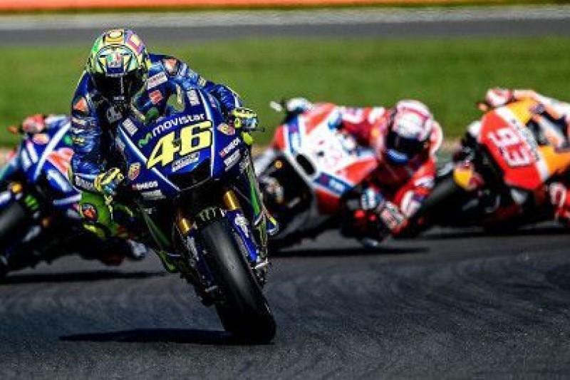 Rossi rozpoczął rehabilitację