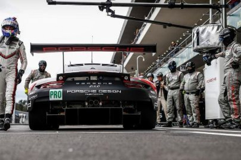 Wzmocnienia na Petit Le Mans
