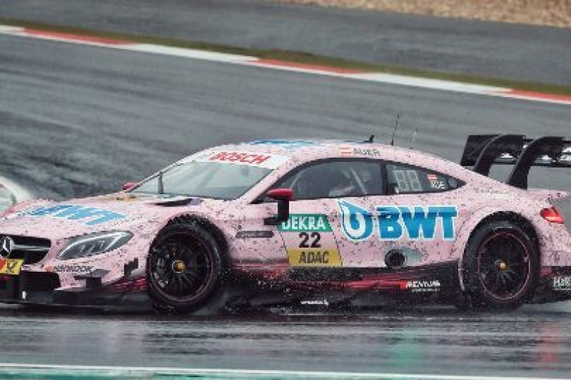 Mercedes ustalił kolejność