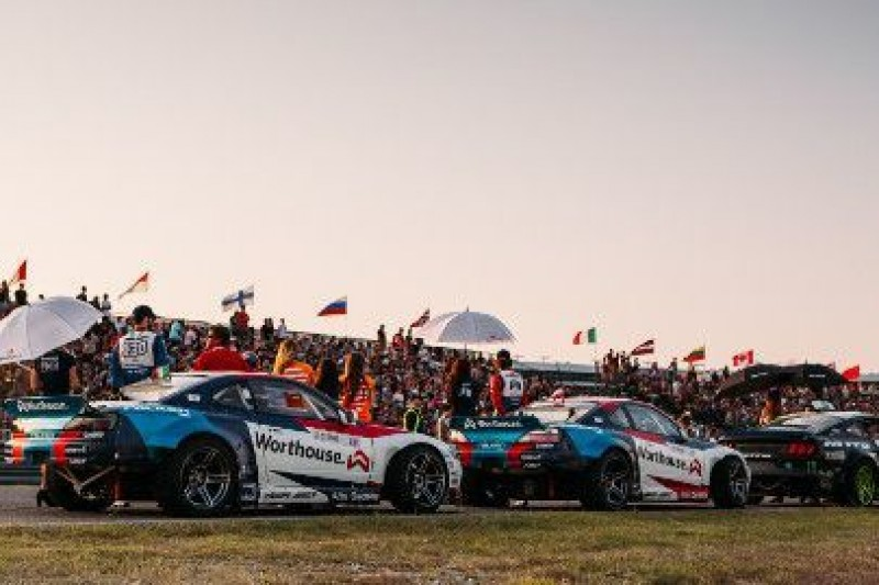 Formuła Drift: Mówią po Texas Motor Speedway