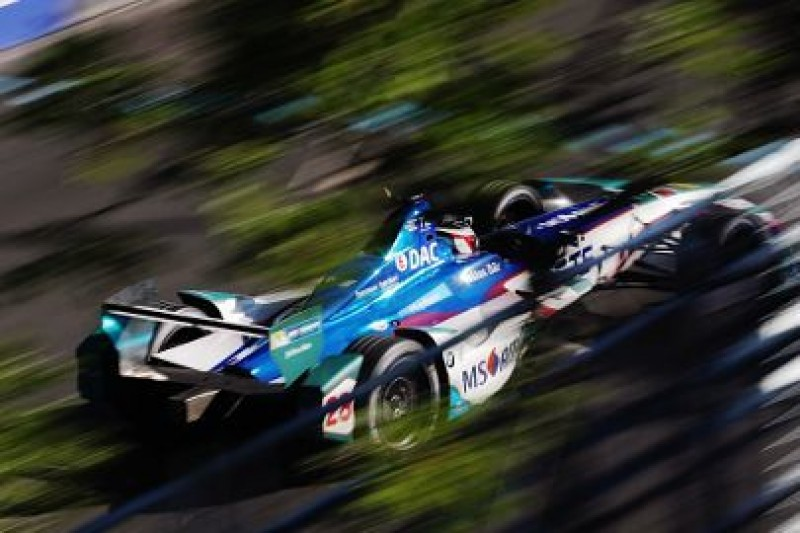 Testy Formuły E na Ricardo Tormo