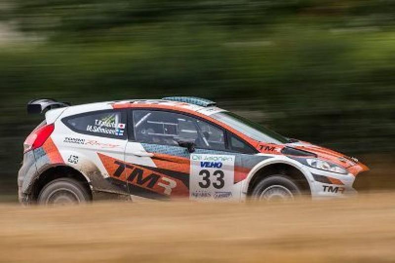 Juniorzy Toyoty w RallyRACC