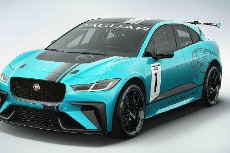Elektryczna seria Jaguara