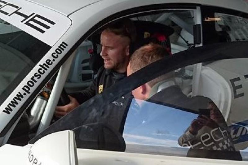 Østberg w Carrera Cup