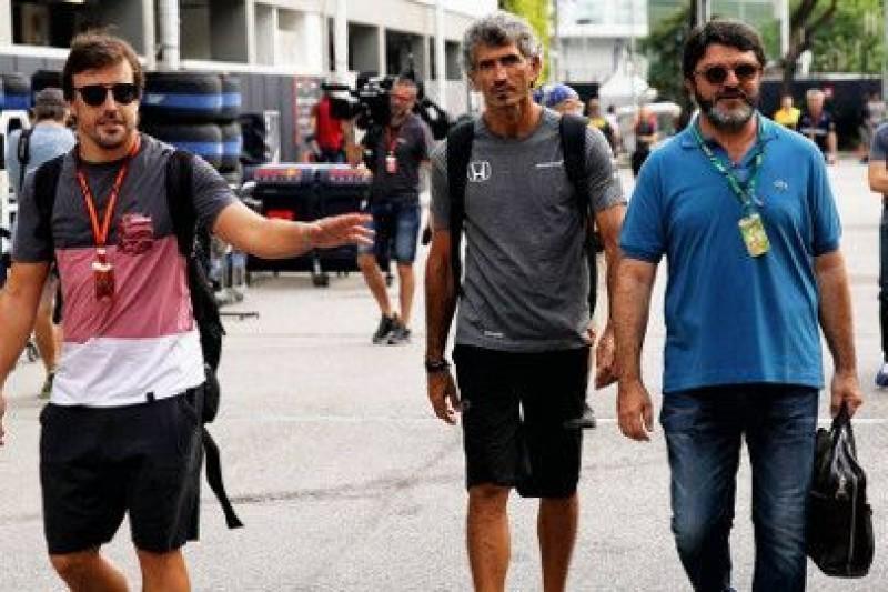 Alonso lojalny wobec McLarena