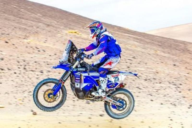 Caimi prowadzi w Peru