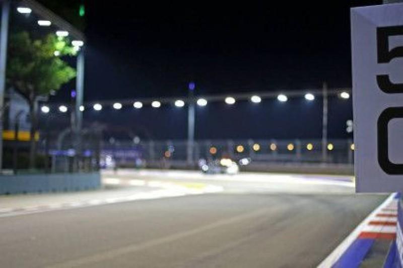 Singapur zostaje w kalendarzu F1