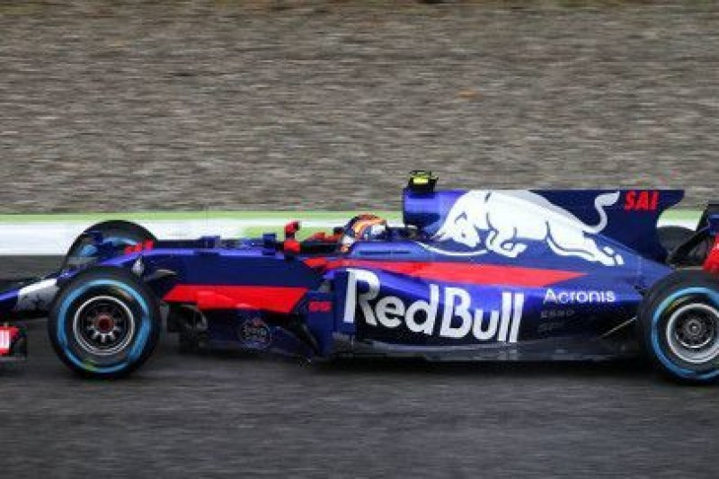 Toro Rosso z silnikami Hondy