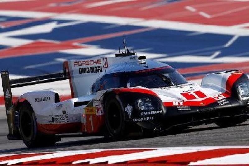 Dublet Porsche w kwalifikacjach