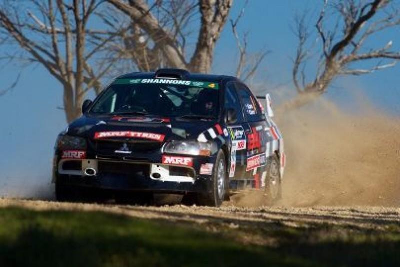 Rozstrzygnie Rally Australia