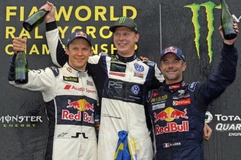 Kristoffersson mistrzem świata