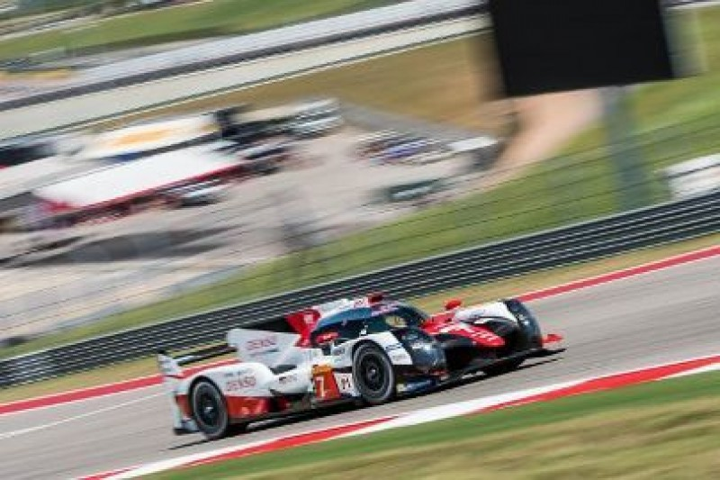 Toyota skupia się na poszczególnych rundach