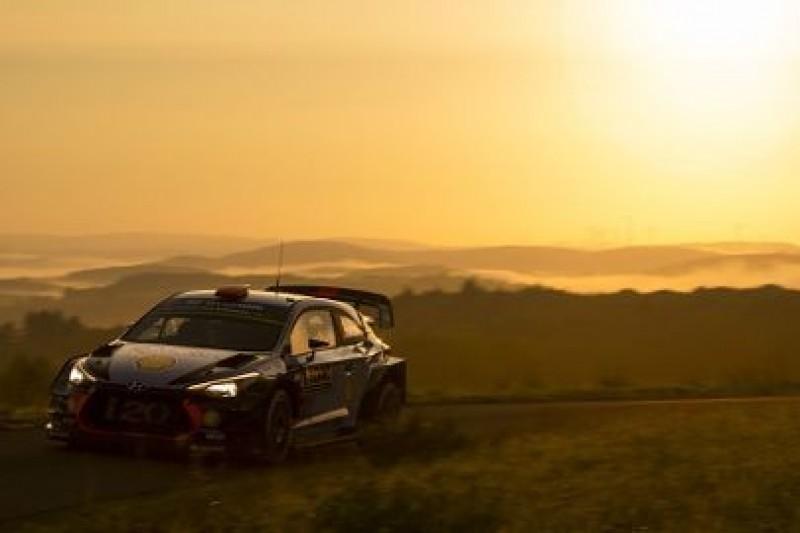 Szesnaście WRC w Katalonii