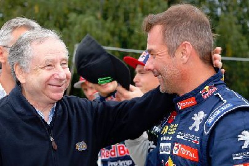 Loeb wraca do C3 WRC