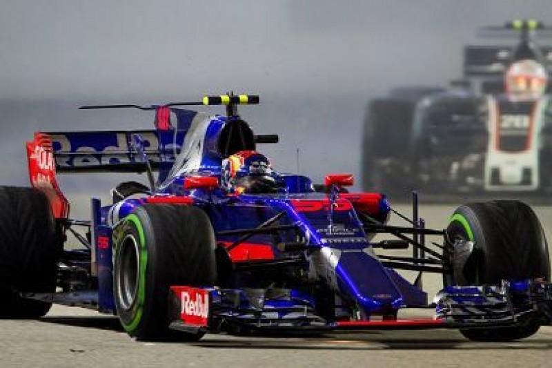 Sainz dziękuje Red Bullowi