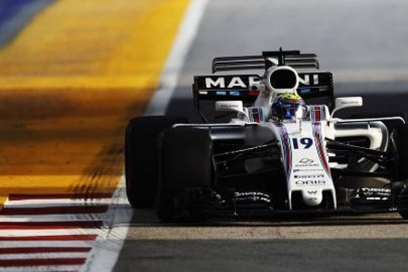 Zmieniony Williams na sezon 2018